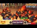 🔴Monster Legends - Titan Igneus level 130 😱 review combat final 9m