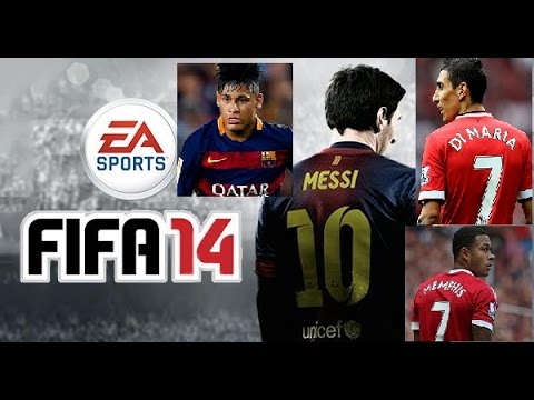FIFA 14 Gameplay-4: Passing and Goals