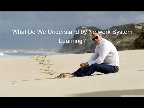 What Do We Understand by Network System Learning?