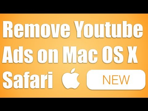 [NEW] Remove Youtube Ads on Safari (OS X Mavericks supported)