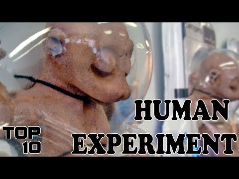 Top 10 Science Experiments That Went Horribly Wrong  - Part 2