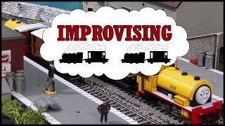 Sudrian Railway Stories S1 Ep1 Celebrity Status - ShunterProductions