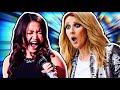 Download  Céline Dion Showing Talent Contestants REAL Talent! MP3,3GP,MP4