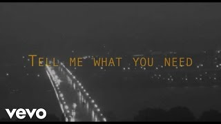 Alex Clare - Tell Me What You Need (Lyric Video)