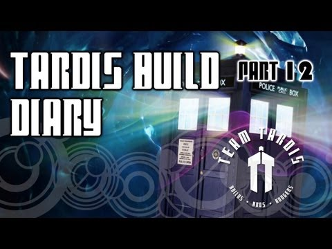 Tardis Build Diary - Part 12