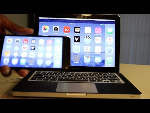 How To Record iPhone Screen Game Play Using Mac QuickTime Player