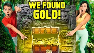 FIRST to FIND The TREASURE Wins GOLD!! *Challenge*   The Royalty Family