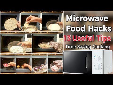 13 Amazing Microwave Food Hacks | Microwave Tips & Tricks | Easy Microwave Recipes