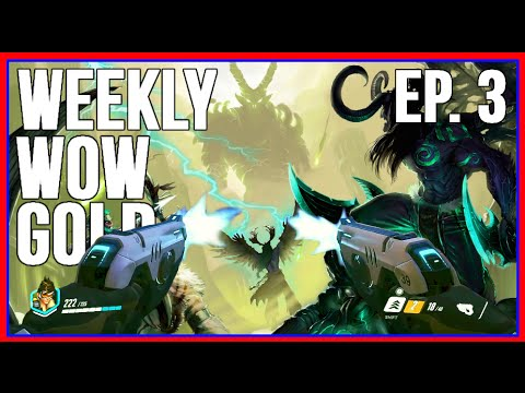 WWG Weekly WoW Gold Episode 3 - Legion Release, Level 100 in 5 hours,