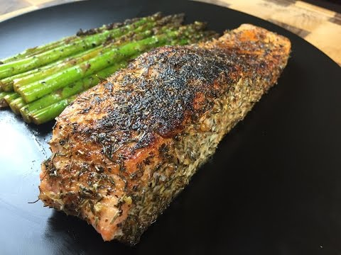 Blackened Salmon Recipe Food Flipped EP 17