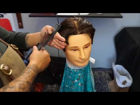 Complete California Barbering Practical Exam