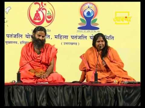 Xxx Mp4 Minister Sadhvi Niranjan Jyoti With Swami Ramdev At Patanjali Yogpeeth 03 June 2015 3gp Sex