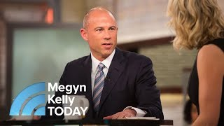 Stormy Daniels' Lawyer Calls Her 'A Principled Woman' | Megyn Kelly TODAY