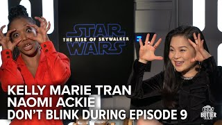 Star Wars: The Rise of Skywalker | Kelly Marie Tran & Naomi Ackie | Extra Butter