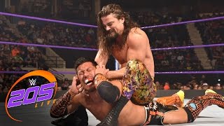 Akira Tozawa vs. The Brian Kendrick: WWE 205 Live, March 28, 2017
