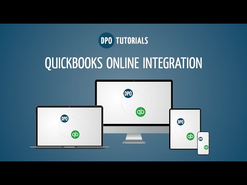 QuickBooks Integration - Tutorial by Digital Purchase Order