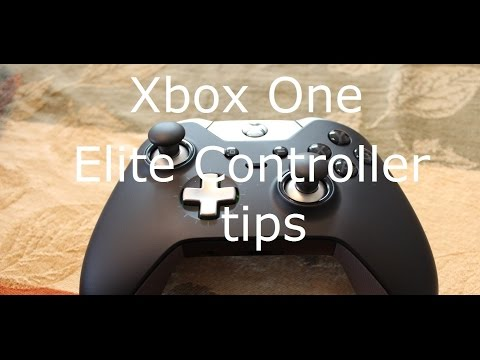 Xbox One Elite Controller tips: How to get the most from the $150 gamepad