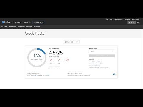 Credit Tracker
