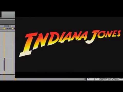Indiana Jones Punch Sound Effects Tutorial