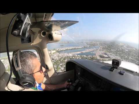 Flight from Fort Myers KFMY TO Key West KEYW