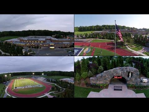 Notre Dame High School Campus Tour
