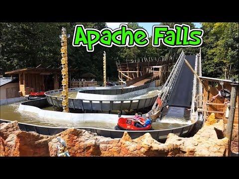 Apache Falls Ride POV - Gullivers World Warrington