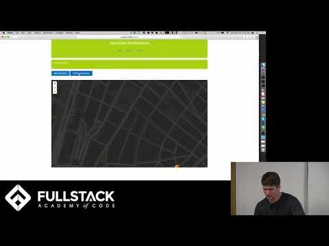 Stackathon Presentation: Parkman