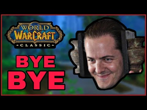 The feature that will DESTROY Classic WoW - Automated Right Click Reporting