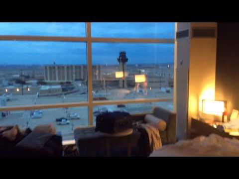 GRAND HYATT DFW AIRPORT TOUR!