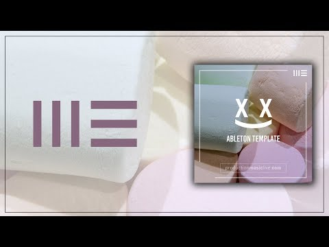 Marshmello - Ableton Template Playthrough | Xfer Serum, PML