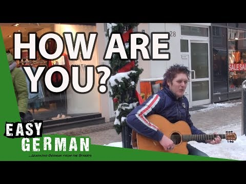 How are you? | Easy German 31