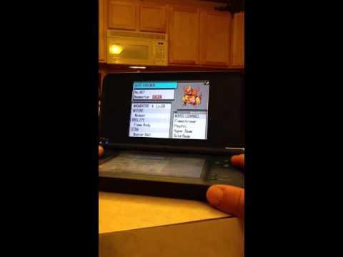 Getting Awesome Pokemon on the GTS on Pokemon White