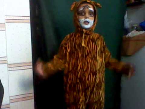 fancy dress competition animal  aryan sankpal the tiger