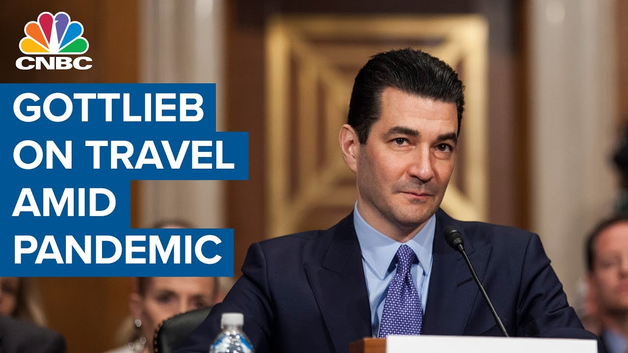 Fmr. FDA commissioner Dr. Scott Gottlieb on Covid-19 and travel