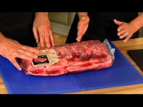 Cutting the Top Loin (Strip) - Slice 'n Save