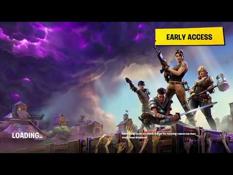 Fortnite Battle Royale - Free to Play