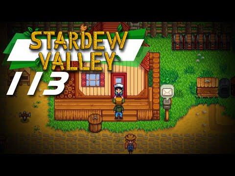 HELLO KENT!! | Stardew Valley #113
