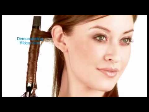 Spiral, Rod, and Coil Curling Iron How To