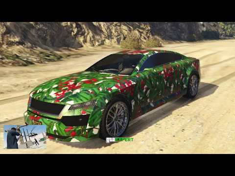 GTA Online Festive Surprise 2017 DLC Content - Christmas Gifts, Free Vehicle & MORE! (GTA 5)