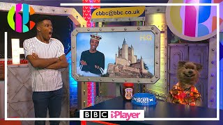 THE KING OF CBBC: Strictly's Rhys & Hacker play Guess the Clip | CBBC HQ