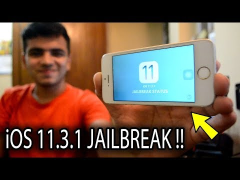 [HINDI] Setup Your iPhone before JAILBREAK | How To Jailbreak iPhone ? Update To iOS 11.3.1 NOW !!!!