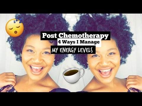 Post Chemo: 4 EASY Ways to Manage Energy Levels