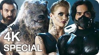 GUARDIANS All Trailers, Clip & Featurettes (2017) Russian Superhero Movie