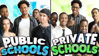 PUBLIC SCHOOL vs. PRIVATE SCHOOL