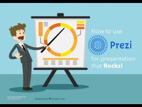 How to use Prezi for Presentations