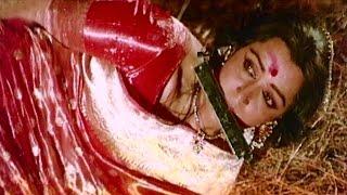 Danny Tortures Hema Malini - Aandhi Toofan, Emotional Scene 6/10