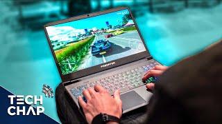 Acer Predator Triton 300 Hands-On Review! [GTX 1650, 144hz] | The Tech Chap