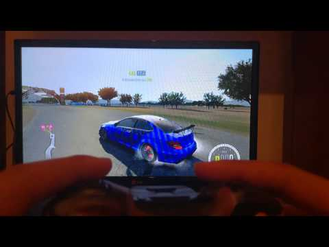 How to do a BURNOUT in Forza Horizon 2 - SOLVED !
