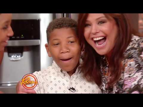 8-Year-Old Started His Own Baking Business, the Reason Why Will Make Your Heart Melt | Rachael Ray