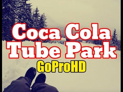 Whistler Coca Cola Tube Park New (GoPro HD) - Best Whistler Tubing Video
